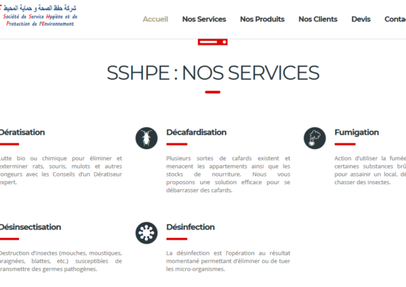 Site SSHPE